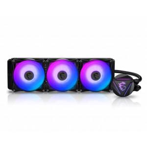 MSI MAG CoreLiquid 360R Liquid Cooler 3 Fan ARGB 120x120x25 LGA 1150/1151/1155/1156/1200 AM4/FM2+/FM2/FM1/AM3+/AM3/AM2+/AM2