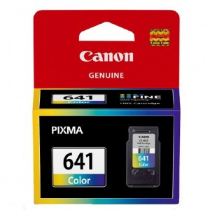 Canon FINE CL641 OCN Standard Colour InkJet Cartridge