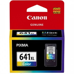 Canon FINE CL641XL OCN High Yield Colour InkJet Cartridge