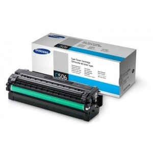 Samsung CLT-C506L Cyan High Yield Toner for CLP-680 CLX-6260 (Average 3.5k pgs)