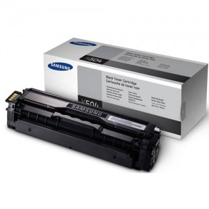 Samsung CLT-K504S Black Toner for CLP-415 CLX-4195 (Average 2.5k pgs)