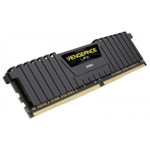 Corsair Vengeance LPX Black 32GB(2x16GB) 3200MHz C16 DDR4 RAM CMK32GX4M2B3200C16