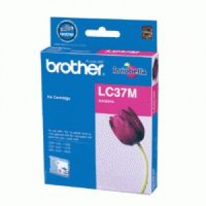 Brother LC-37M Magenta Ink Cartridge- to suit DCP-135C/150C, MFC-260C/ 260C SE- up to 300 pages