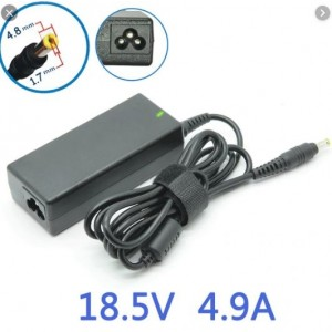 COMPAQ HP AC ADAPTER PPP012H 18.5V 4.9A 239428-002 239705-001