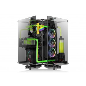 Thermaltake Core P90 Tempered Glass Open-Frame Mid Tower Case CA-1J8-00M1WN-00
