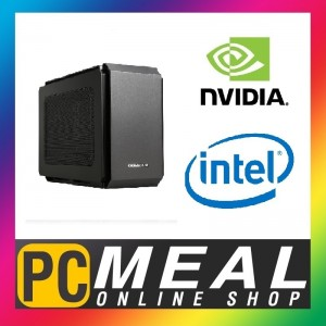 Mini-ITX Intel i7 9700KF RTX2070 Super 16GB 500GB Gaming Computer Desktop PC