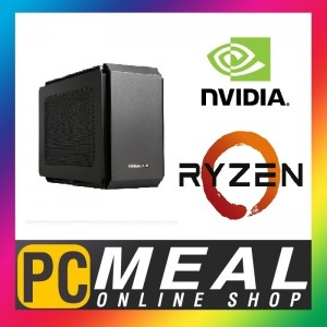 Mini-ITX Ryzen 7 3700X RTX2070 Super 16GB 500GB Gaming Computer Desktop PC