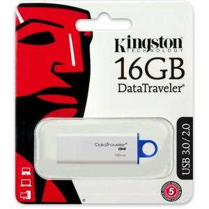 Kingston 16GB DataTraveler DTIG4 USB 3.0 Flash Drive DTIG4/16GB