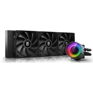 Deepcool CASTLE 360EX CPU Liquid Cooler Intel LGA20XX/1151/1150/1155/1200/1366 AMD TRX4 TR4 AM4 AM3+ AM3 AM2+ AM2 FM2+ FM2 FM1
