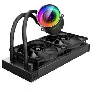 Deepcool GamerStorm CASTLE 240EX  CPU Liquid Cooler Intel LGA20XX/1151/1150/1155/LGA1366 AMD TR4 AM4 AM3+ AM3 AM2+ AM2 FM2+ FM2 FM1