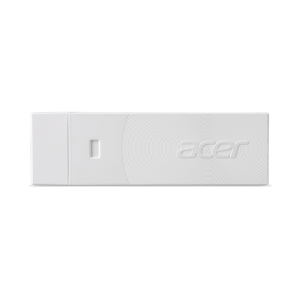 Acer White HWA1 2.4G 5G WirelessMirror HDMI Dongle EURO type 802.11 a/b/g/n/ac for P1150 P1250
