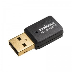 Edimax AC1200 Dual-Band MU-MIMO USB 3.0 Adapter EW-7822UTC