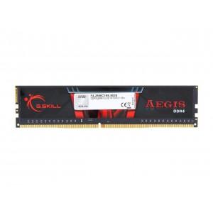 G.Skill Aegis 8GB 288-Pin DDR4 SDRAM DDR4 2666 (PC4 21300) Desktop Memory Model F4-2666C19S-8GIS