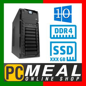 INTEL 8-Core i7 9900K Max 5GHz GAMING COMPUTER 120GB 8GB DDR4 HDMI Desktop PC
