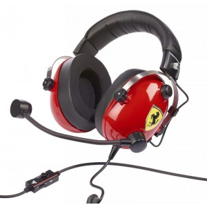 Thrustmaster T.Racing Scuderia Ferrari Edition Headset Gaming PC/Xbox/PS4