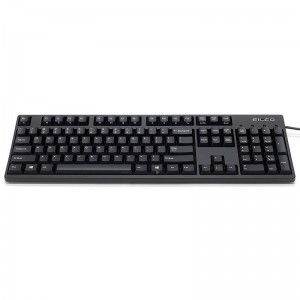 Filco Majestouch Stingray 104 Key Mechanical Gaming Keyboard Low Profile Red Switch
