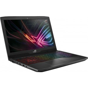 "ASUS ROG GL503VD-FY126T 15.6"" Gaming Notebook i7 8GB 128GB 1TB GTX1050 Win10"