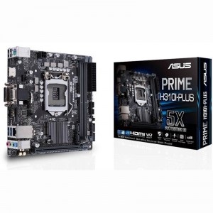 ASUS PRIME H310I-PLUS Mini-ITX Motherboard