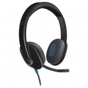 Logitech H540 USB Headset 981-000510