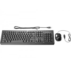 HP USB ESSENTIAL KEYBOARD/MOUSE