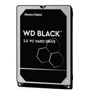 Western Digital WD Black 500GB 2.5' HDD SATA 6gb/s 7200RPM 64MB Cache SMR Tech for Hi-Res Video Games 5yrs Wty