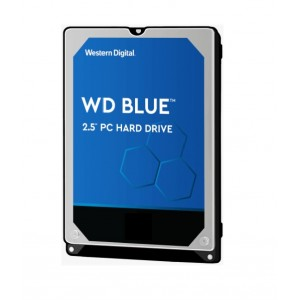 Western Digital WD Blue 2TB 2.5' HDD SATA 6Gb/s 5400RPM 128MB Cache SMRTech 2yrs Wty