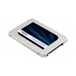 Crucial MX300 275GB 2.5' SATA SSD 530/500MB/s 7mm w/9.5mm Adapter (LS)