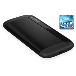 Crucial X8 2TB External Portable SSD ~1050MB/s USB3.2 USB-C USB3.0 USB-A Durable Rugged Shock Proof for PC MAC PS4 Xbox Android iPad Pro