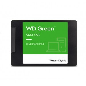 Western Digital WD Green 1TB 2.5' SATA SSD 545R/430W MB/s 80TBW 3D NAND 7mm 3 Years Warranty