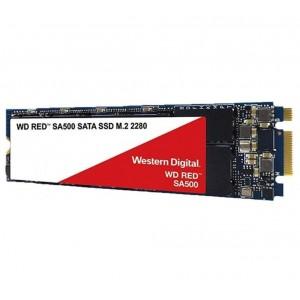Western Digital WD Red SA500 500GB M.2 SATA NAS SSD 24/7 560MB/s 530MB/s R/W 95K/85K IOPS 350TBW 2M hrs MTBF 5yrs wty