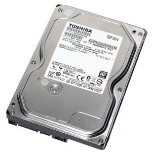 "Toshiba DT01ACA100 1TB 3.5"" SATA Internal Desktop Hard Drive HDD 7200RPM 32MB"
