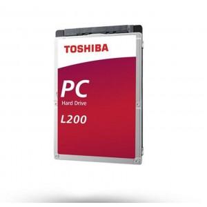 "Toshiba L200 1TB 2.5"" 5400RPM SATA Mobile HDD Hard Disk Drive HDWL110UZSVA"