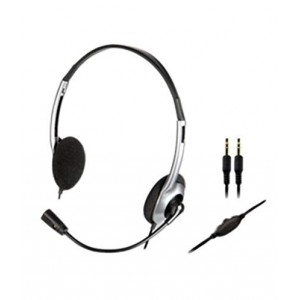 Creative Labs HS-320 Headphones with Mic Wired 3.5mm