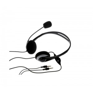 Creative HS-330 Headphones with Mic Wired 3.5mm Online Gaming Chats Headset