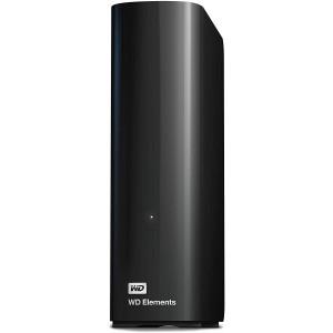 Western Digital WD Elements Desktop 12TB USB 3.0 3.5' External Hard Drive - Black Plug & Play Formatted NTFS for Windows 10/8.1/7