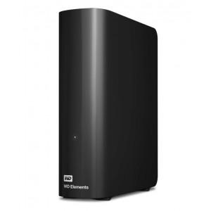 Western Digital WD Elements Desktop 2TB USB 3.0 3.5' External Hard Drive - Black Plug & Play Formatted NTFS for Windows 10/8.1/7