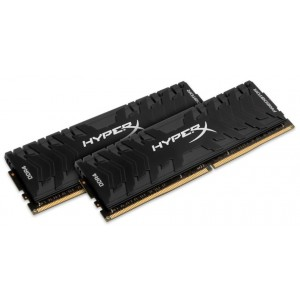 Kingston HyperX Predator Black 16GB(8GBx2) 3200MHz DDR4 Desktop RAM