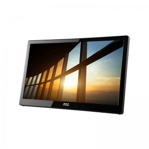 "AOC I1659FWUX 15.6"" FHD IPS Portable USB 3.0 Powered Monitor"