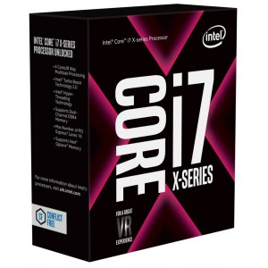 Intel Core i7 7820X 3.6GHz (Max 4.3GHz) Processor