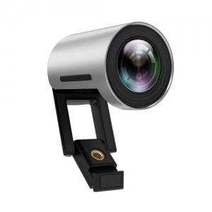 Yealink UVC30 Desktop Edition, Smart Framing,  4K / 30FPS ,  USB Camera for PC, Microsoft Teams, Skype For Business, Zoom, PTZ Control, 3 x Digital Zo