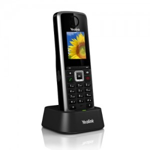 Yealink W52H HD Business IP-DECT Cordless Handset. For use with W52P IP-DECT Phones