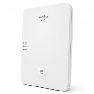 Yealink W80B Wireless DECT Solution including works with W56H & W53H