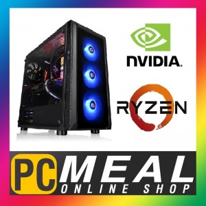 AMD Ryzen 7 3700X RTX2080 Super 16GB 8-Core 512GB M.2 SSD Gaming Computer Desktop PC