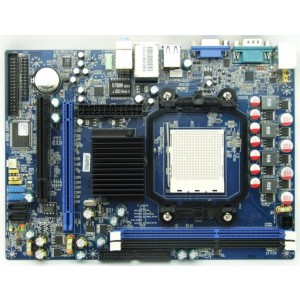 J&W JW-A61PM-D3 Motherboard Socket AM3 Dual DDR3-1333