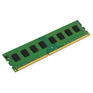 Kingston Value RAM 4GB (1x4GB) 1600MHz C11 DDR3 Desktop RAM KVR16LN11/4
