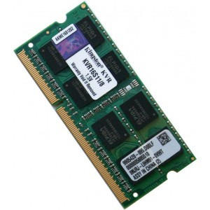 Kingston KVR16S11/8 8GB (1x8GB) 1600MHz DDR3 SODIMM Laptop RAM KVR16S11/8