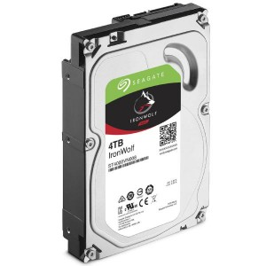 NQR Seagate IronWolf NAS HDD 3.5 inch Internal SATA 4TB NAS HDD 5900 RPM RV Sensors 3 Year Warranty