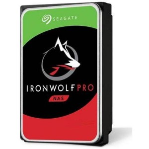 Seagate IronWolf Pro NAS 6TB ST6000NE000 3.5 inch Internal SATA3 7200rpm 256MB Cache 6Gb/s 5 Year wty