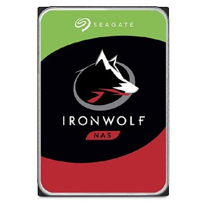 Seagate IronWolf NAS HDD 3.5 inch Internal SATA 6TB NAS HDD 5400 RPM 3 Year Warranty