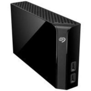 Seagate External 8TB Backup Plus Desk Hub Black 3 year Warranty Integrated USB 3.0 HUB